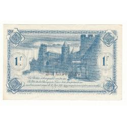1 Franc Chambre de Commerce de Carcasonne ANNULE NEUF Pirot 14