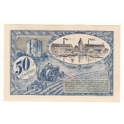 50 Centimes Chambre de Commerce Corbeil  NEUF  Pirot 1