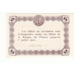 lartdesgents.fr - revers 1 Franc Chambre de Commerce d' Epinal 1921 Neuf Pirot 14