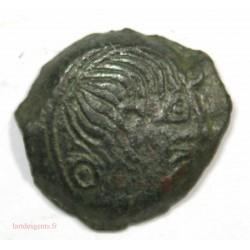 Pagus catuslogi, bronze VIRICI, Gaule Belge, Ier s. av. J.-C