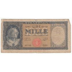 1000 LIRE 1959