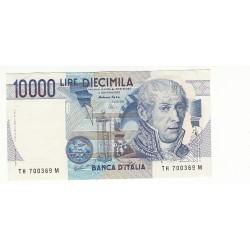 10 000 LIRE VOLTA 1984