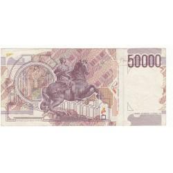 50 000 LIRE BERNINI