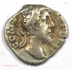 Romaine - COMMODE denier nicéphore 184 AP J.C.