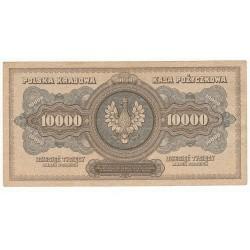 POLOGNE 10000 MAREK 11 MARS 1922