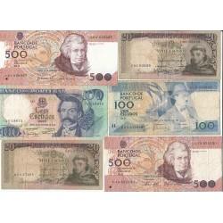 PORTUGAL 5000 ESCUDOS 1998 NEUF