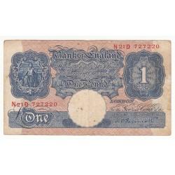 1 Pound 1934-39