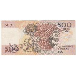 PORTUGAL 500 ESCUDOS 1994