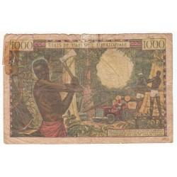 BANQUE CENTRALE  CAMEROUN - 1000 FRANCS