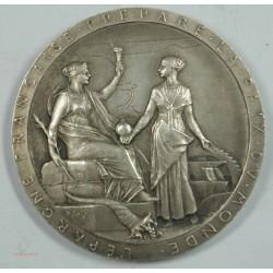 Médaille Ouverture à la navigation du canal de SUEZ 1869(1)
