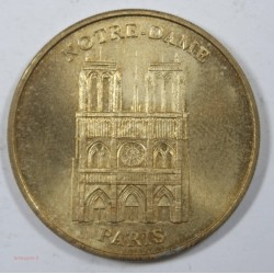 Médaille touristique MDP - Notre dame de Paris 75004 1998
