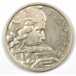 100 Francs 1958 Cochet - Côte 45€ en SUP F.450.12