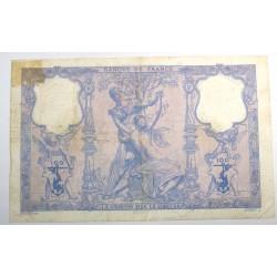 Billet 100 Francs Bleu et Rose du 7-11-1907 TB