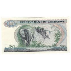 Zimbabwe 500 Dollars 2009 Pick 98