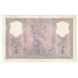 100 FRANCS BLEU ET ROSE 23 Mars 1894 TB+ Fay 21-7