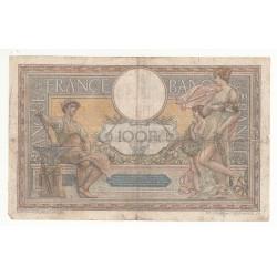 100 FRANCS LUC OLIVIER MERSON 5 Septembre 1921