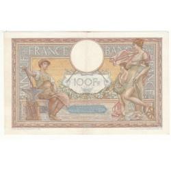 100 FRANCS LUC OLIVIER MERSON 12 Mars 1931 TTB