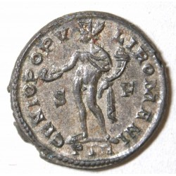 Romaine - Follis DIOCLETIEN, Trèves, 303/5 ap.  J.C.