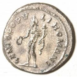 Romaine - Follis GALERE, Londres, 300 ap.  J.C. RIC 15