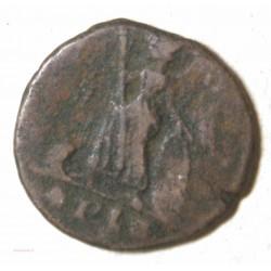 Romaine - Nummus Constantin I, Constantinople. 280-337 ap.  J.C.