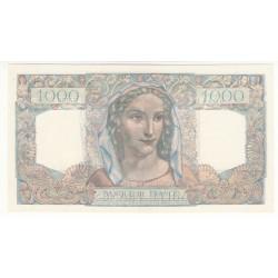 1000 FRANCS MINERVE ET HERCULE 25 Avril 1946 SPL