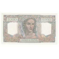 1000 FRANCS MINERVE ET HERCULE 29 Juin 1950 SPL