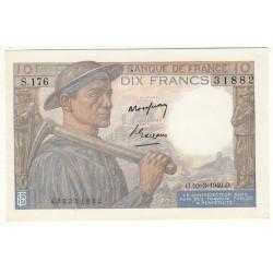 10 FRANCS MINEUR 10-03-1949 NEUF Fay 8-20