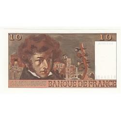 10 FRANCS BERLIOZ  3-03-1977 NEUF