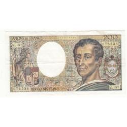 200 FRANCS MONTESQUIEU NEUF 1994