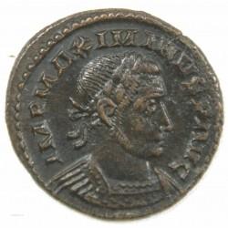 Romaine - Follis Maximin II DAIA, Londres +310-312