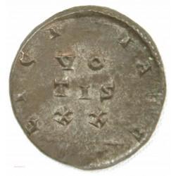 Rare- Nummus Licinius I , Arles Vo/tis//xx +320 Ric 219