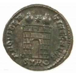 Rare- Nummus CONTANTIN I I , Trèves +325 Ric 463 Rare