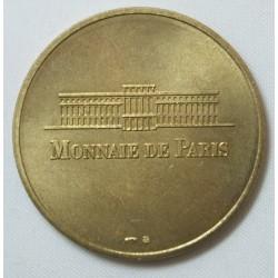 Année 1998 MDP - La Cathédrale - MONACO / MONNAIE DE PARIS
