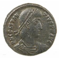 Romaine - CONSTANCE II Maiorina, Héraclée 348-350 LRBC 1893