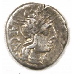 République Romaine - Denier PORCIA 125 AC