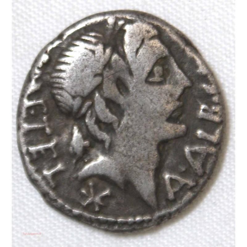 République Romaine - Denier CORDIA Rufus 46 AC