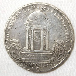 VATICAN - Pape PIE VI - 50 Bolignini 1782