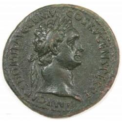 Romaine - As DOMITIEN R/VERTUTI, Ric 709