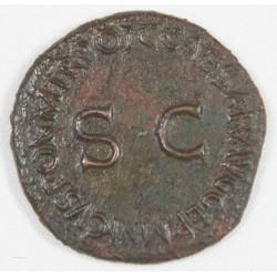 Romaine - As GERMANICUS , 40-41 AC -RIC 50