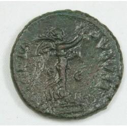 Romaine - Dupondius VESPASIEN R/ VICTORIA Ric 584