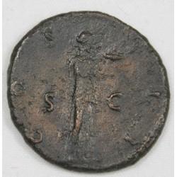 Romaine - As HADRIEN - 129 AC -RIC 669