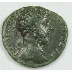 Romaine - DUPONDIUS Marc Aurèle - 166 AC -RIC 937