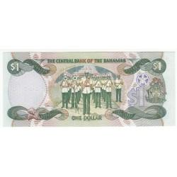 BAHAMAS 1 DOLLAR 2001 NEUF
