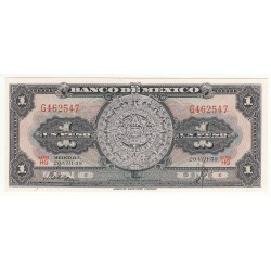 Mexico dos estrellas 1 Peso Pick
