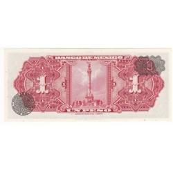 MEXIQUE 1 PESO 1958 NEUF