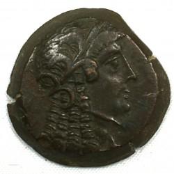 ROYAUME LAGIDE - PTOLÉMÉE VI (Cléopatre I) 193-180 BC