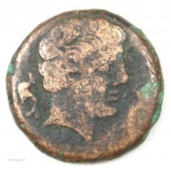 Gauloise - Espagne, Unité de Bronze ou As à étudier