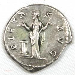 Romaine - denier HADRIEN, 133 Après JC