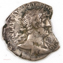 Romaine - denier HADRIEN, 122 Après JC