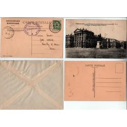 joli lot à voir Congrès de Versailles Élection Lebrun du 10 4 1932